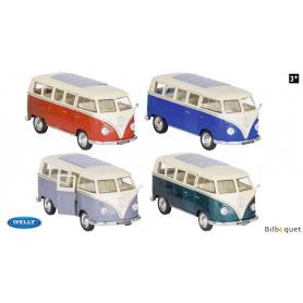 Volkswagen T1 (1963) - Véhicule à rétrofriction - Échelle 1:32ème