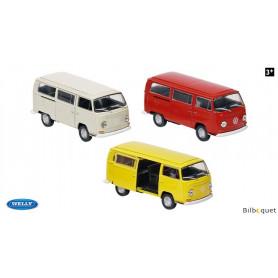 Volkswagen T2 (1972) - Véhicule à rétrofriction - Échelle 1:34/39ème