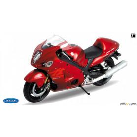 Moto Suzuki Hayabusa - Jouet 1:18ème