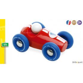 Mini voiture de course en bois