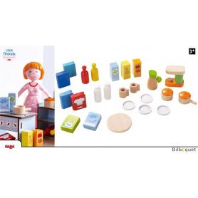 Miniatures cuisine - Accessoires pour maison de poupée Little Friends
