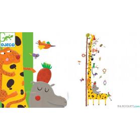 Stickers Toise les z'amis d'Amazonie