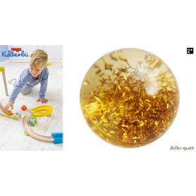 Kullerbü - Bille à effets Paillettes dorées