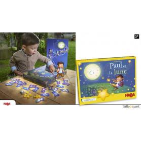 Paul et la lune - Un jeu de mémoire coopératif