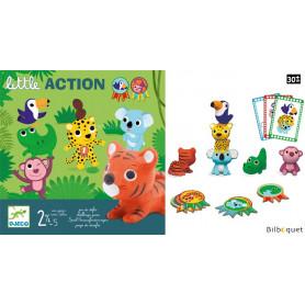Little Action - Jeu de défis (et d'action !)