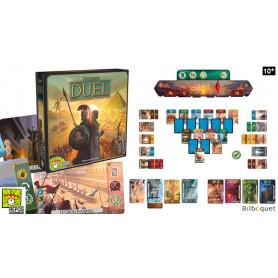 7 Wonders Duel - Jeu de cartes pour 2 joueurs