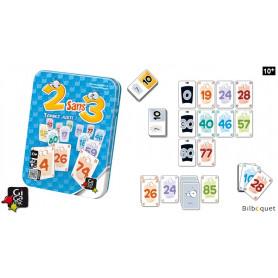 2 sans 3 - Jeu de cartes