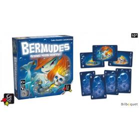 Bermudes - Jeu de cartes coopératif
