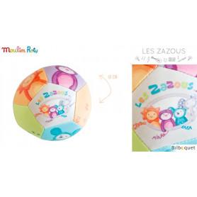 Ballon souple 10cm - Les Zazous