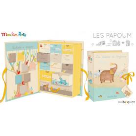 Coffret de naissance - Les Papoum