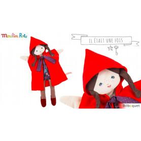 Marionnette Le petit chaperon rouge - Il était une fois - Moulin Roty
