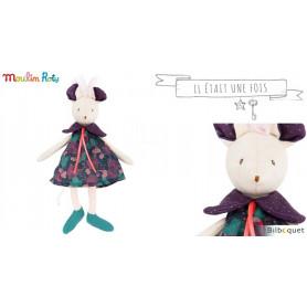 Petite souris Sissi (chapeau pointu) - Il était une fois - Moulin Roty