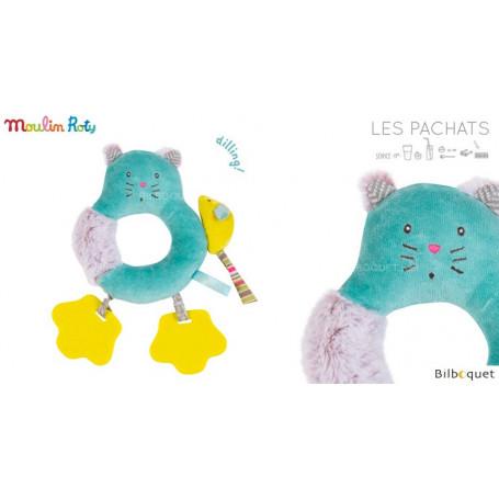 Anneau-hochet chat - Les Pachats