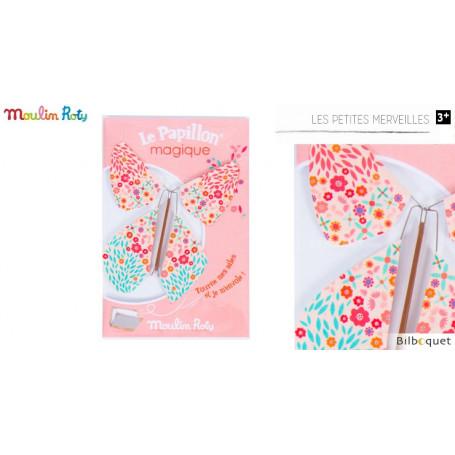 Papillon magique - Rose - Les petites merveilles