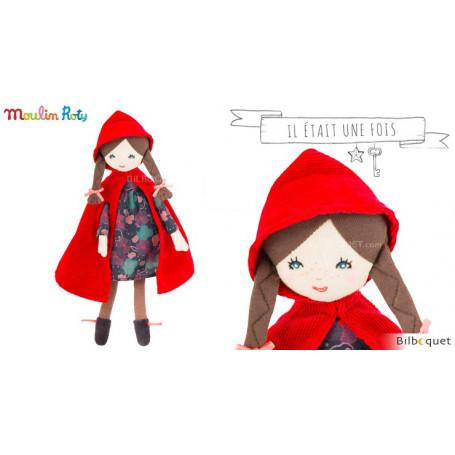 Mini poupée Le Petit Chaperon Rouge - Il était une fois - Moulin Roty