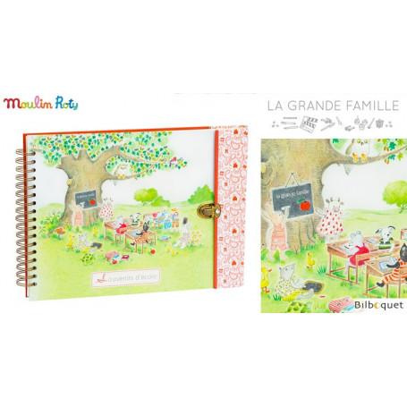 Album souvenirs d'école - La Grande Famille