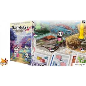 Takenoko Chibis - Extension pour le jeu Takenoko