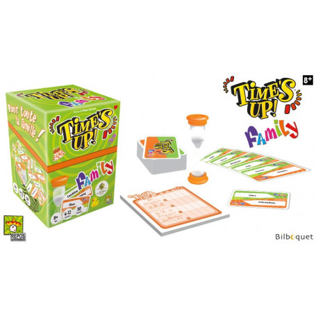 Time's Up ! Family - Jeu d'ambiance