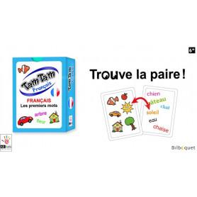 TAM TAM Français - Jeu de lecture