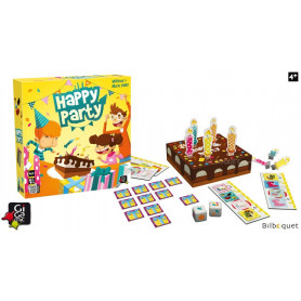Happy Party - Jeu d'ambiance familial