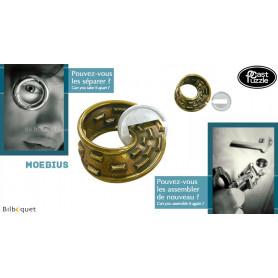 Casse-tête en métal Möbius