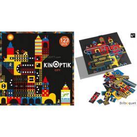 Kinoptik Ville 123pièces - Jeu d'imagination