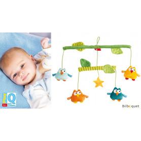 Mobile Hiboux - Déco pour chambre d'enfant