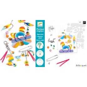 Plastique magique - Cheval arc-en-ciel - Loisir créatif 7-13ans
