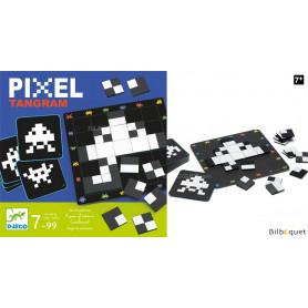 Pixel Tangram - Casse-tête - Jeu de patience
