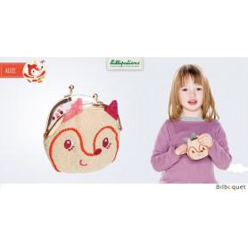 Porte-monnaie pour enfants Alice la renarde