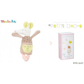 La souris doudou dent de lait - Les Petits Dodos - Moulin Roty