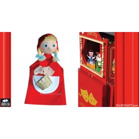 Marionnette Chaperon rouge