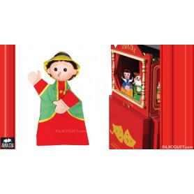 Marionnette Pinocchio