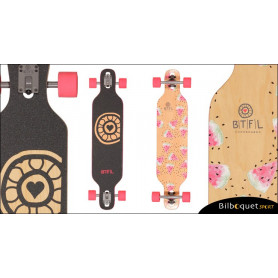LEXY - Cruiser Drop-Through - Longboard BTFL