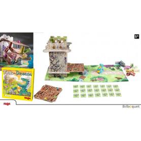 Tour du dragon - Un jeu coopératif de mémoir et d'adresse
