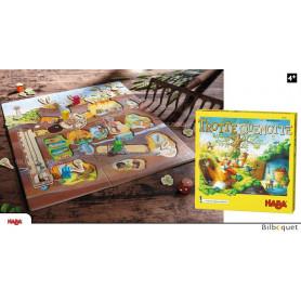 Trotte Quenotte - Un jeu de collecte coopératif