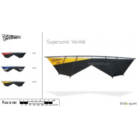 Revolution Speed Series Supersonic Ventilé
