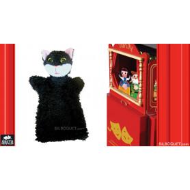 Marionnette Chat noir