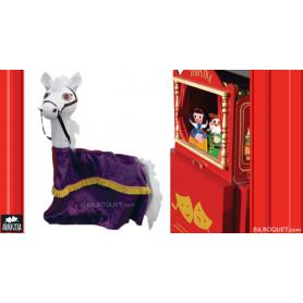 Marionnette Cheval