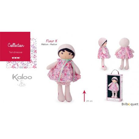 Ma premiere poupée Fleur K - 25 cm - Tendresse Kaloo