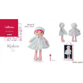 Ma premiere poupée Azure K - 25 cm - Tendresse Kaloo