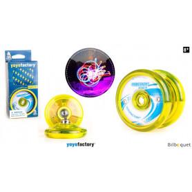 YoYoFactory Hubstack Electric Glow LED - Yo-yo niveau avancé