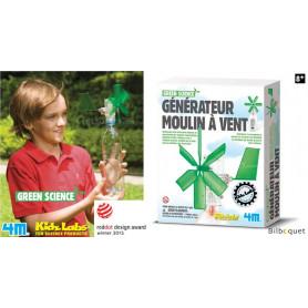Générateur moulin à vent