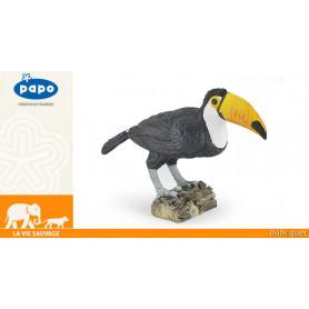Toucan - Figurine en plastique