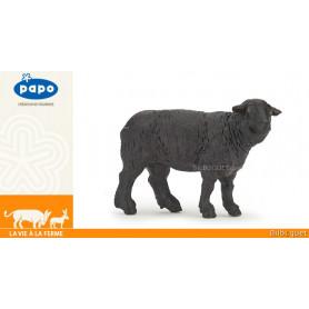 Mouton noir - Figurine en plastique