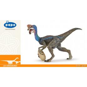 Oviraptor bleu - Figurine dinosaure