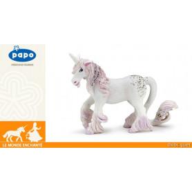La licorne enchantée - Figurine Papo