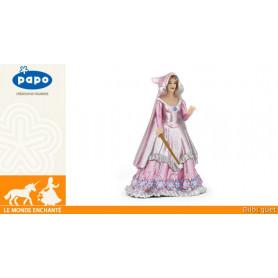 Magicienne rose - Figurine jouet