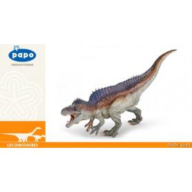 Acrocanthosaurus - Figurine dinosaure