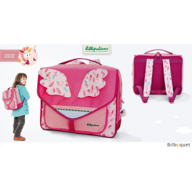 Cartable A4 Louise la licorne
